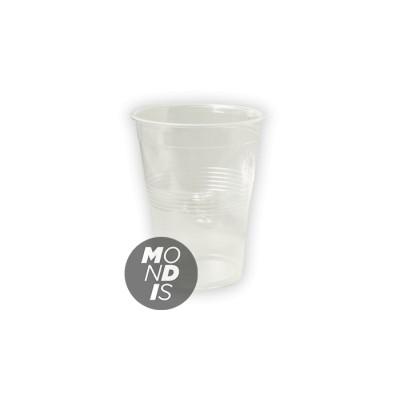 Vaso de plástico de 1000 cc transparente irrompible litrona o cachi, fabricado en polipropileno