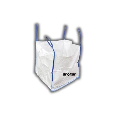 """Bolsa """"big bag"""" de rafia de 90x90x90 cm y una carga máxima de 1000 kg, Indicada para el transporte"""