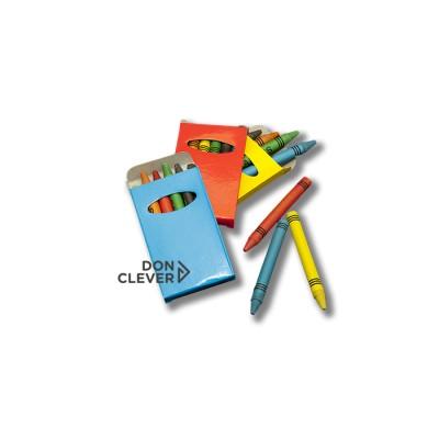 Ceras de colores para colorear, ideales para niños