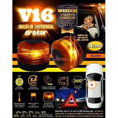 Luz de emergencia para vehiculo - Help flash