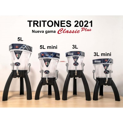 DISPENSADOR CERVEZA TRITON CLASSIC PLUS 2021