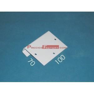 SUJECCION LAMA - MADERA. 100X70 MMS