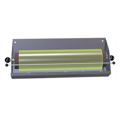 Dispensador de bobinas para envolver 500x165x110
