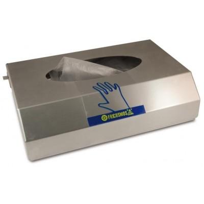 Dispensador de guantes acero inoxidable