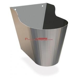 Papelera modelo Design para lavamanos integral