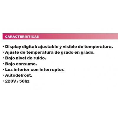 ARMARIO CLIMATIZADO VINOS 46C