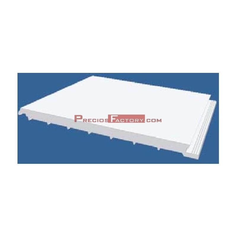 Paneles de pvc precios falso techo o plafn de pvc puvecel for Paneles de pvc para paredes