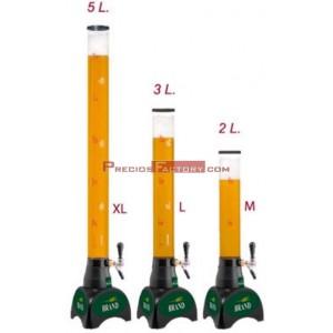 Metro dispensador de cerveza 2, 3 y 5 litros