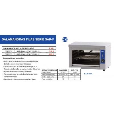 SALAMANDRA SAR-F