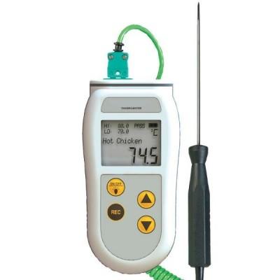 Termómetro USB con memoria, CHT-701