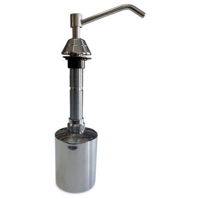 Dosificador de jabón inoxidable 500 ml. modelo en
