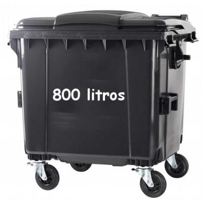 CONTENEDOR DESPERDICIOS 660-800-1.100 LITROS
