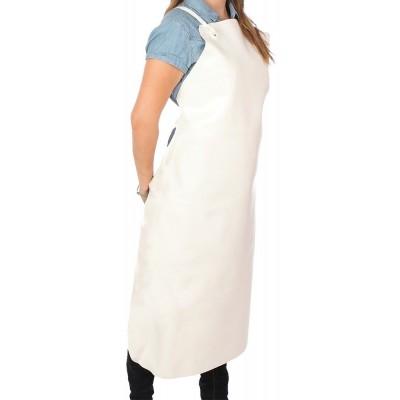 Delantal skay uso alimentario 1100x700x2 mm. Blanco