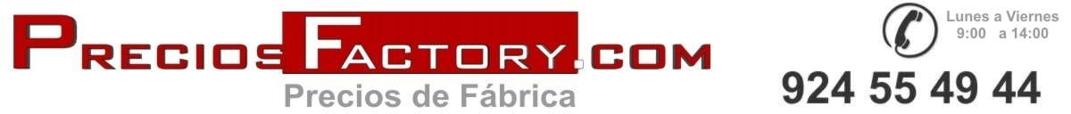 PreciosFactory